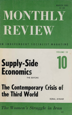 View Vol. 32, No. 10: March 1981