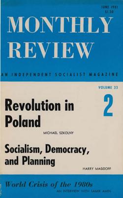View Vol. 33, No. 2: June 1981