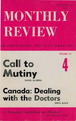View Vol. 33, No. 4: September 1981