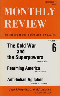 View Vol. 33, No. 6: November 1981
