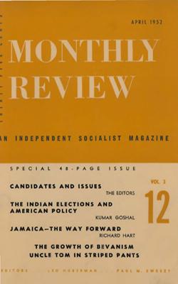View Vol. 3, No. 12: April 1952