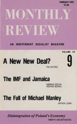 View Vol. 33, No. 9: February 1982