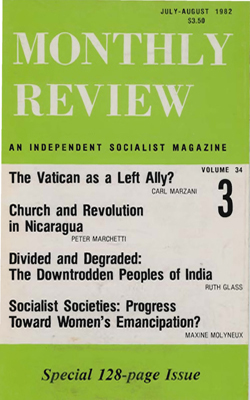 View Vol. 34, No. 3: July-August 1982