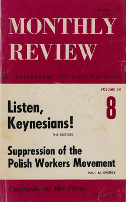 View Vol. 34, No. 8: January 1983