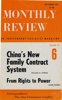 View Vol. 35, No. 6: November 1983
