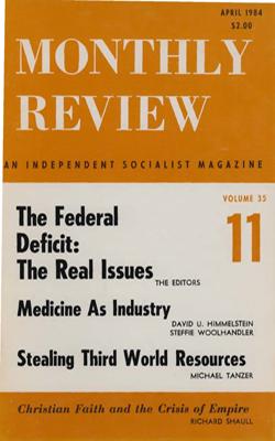 View Vol. 35, No. 11: April 1984