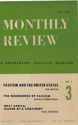 View Vol. 4, No. 3: July 1952