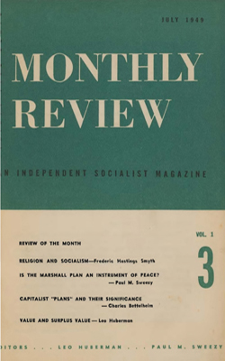 View Vol. 1, No. 3: July 1949
