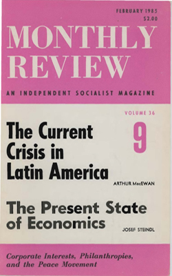View Vol. 36, No. 9: February 1985