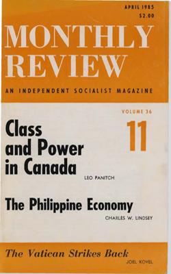 View Vol. 36, No. 11: April 1985