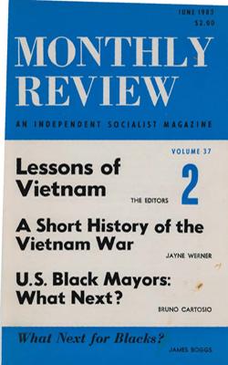View Vol. 37, No. 2: June 1985