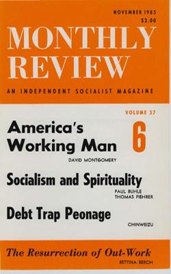 View Vol. 37, No. 6: November 1985