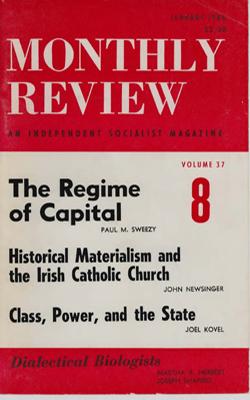 View Vol. 37, No. 8: January 1986