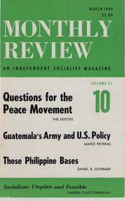 View Vol. 37, No. 10: March 1986