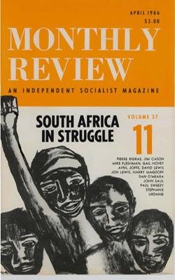 View Vol. 37, No. 11: April 1986