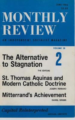 View Vol. 38, No. 2: June 1986