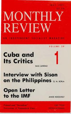 View Vol. 39, No. 1: May 1987