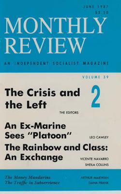 View Vol. 39, No. 2: June 1987