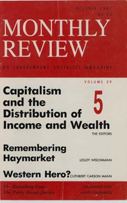 View Vol. 39, No. 5: October 1987