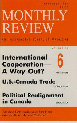 View Vol. 39, No. 6: November 1987