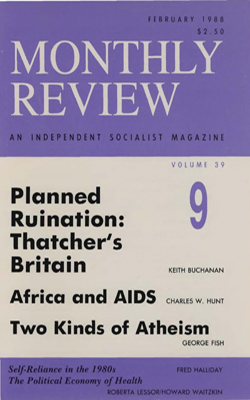 View Vol. 39, No. 9: February 1988