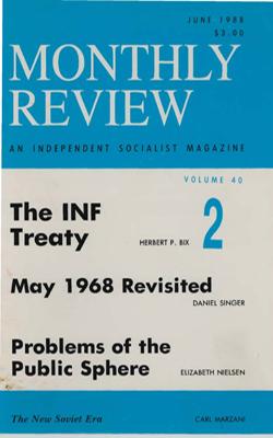 View Vol. 40, No. 2: June 1988