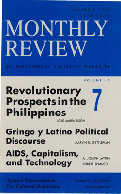 View Vol. 40, No. 7: December 1988