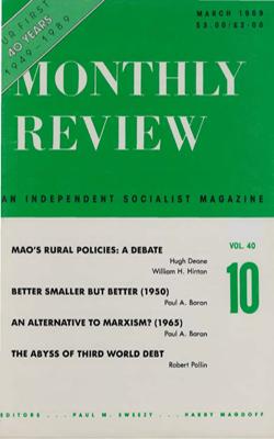 View Vol. 40, No. 10: March 1989