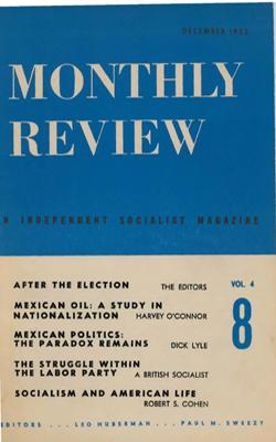 View Vol. 4, No. 8: December 1952