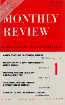 View Vol. 41, No. 1: May 1989
