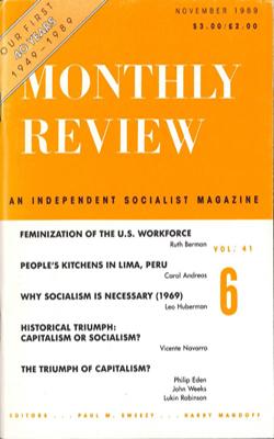 View Vol. 41, No. 6: November 1989