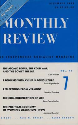 View Vol. 41, No. 7: December 1989