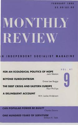 View Vol. 41, No. 9: February 1990