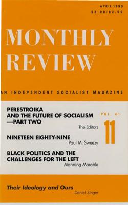 View Vol. 41, No. 11: April 1990