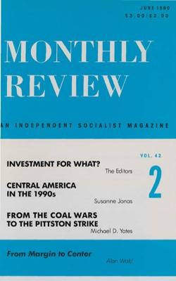 View Vol. 42, No. 2: June 1990