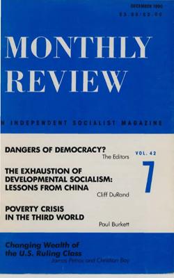 View Vol. 42, No. 7: December 1990