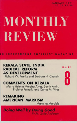 View Vol. 42, No. 8: January 1991