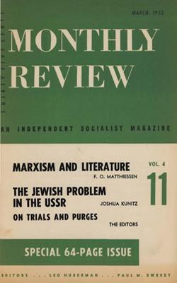 View Vol. 4, No. 11: March 1953