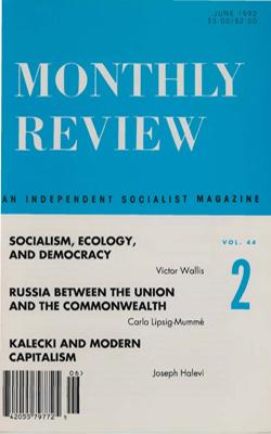 View Vol. 44, No. 2: June 1992