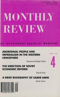 View Vol. 44, No. 4: September 1992