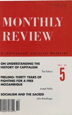 View Vol. 44, No. 5: October 1992