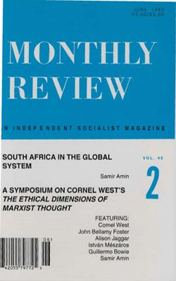 View Vol. 45, No. 2: June 1993