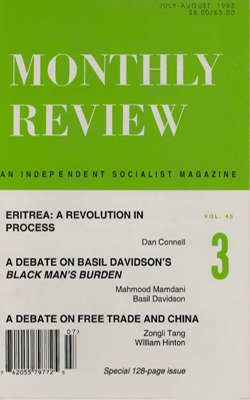 View Vol. 45, No. 3: July-August 1993