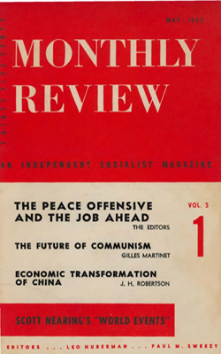 View Vol. 5, No. 1: May 1953