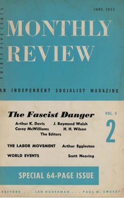 View Vol. 5, No. 2: June 1953