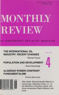 View Vol. 46, No. 4: September 1994