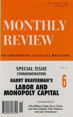 View Vol. 46, No. 6: November 1994