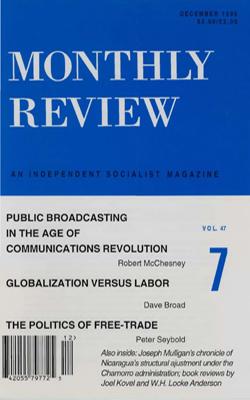 View Vol. 47, No. 7: December 1995