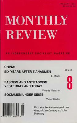 View Vol. 47, No. 8: January 1996