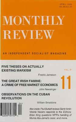 View Vol. 47, No. 11: April 1996